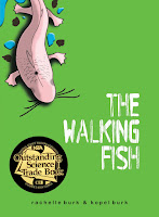 THE WALKING FISH   (Click cover photo)
