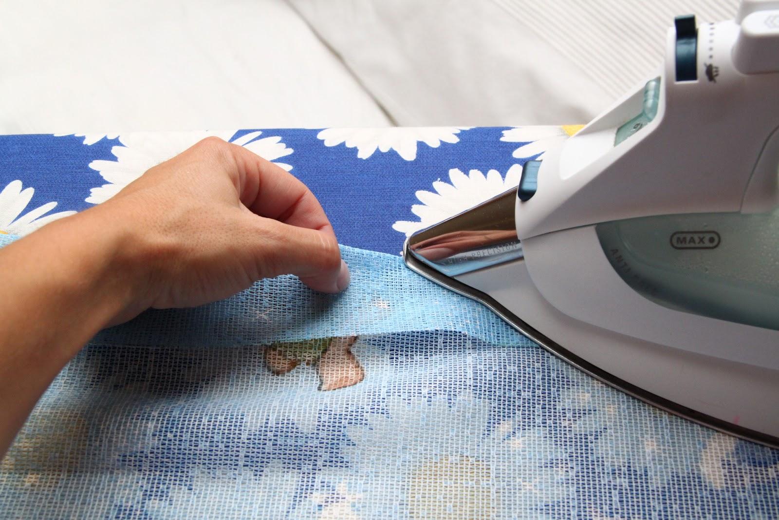 De tijera rapida como hacer unas cortinas f ciles y sin - Como hacer unas cortinas para el salon ...