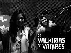 """Programa """"De Valkirias y Vanires"""""""