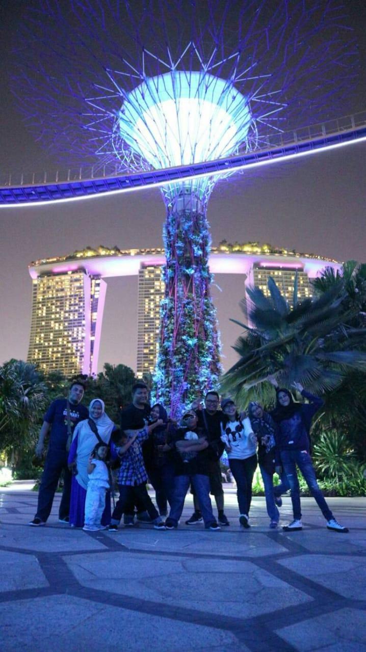OPEN TRIP SINGAPORE 20-22 OKT 2018