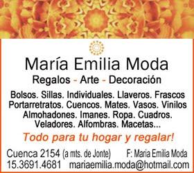 MARIA EMILIA MODA