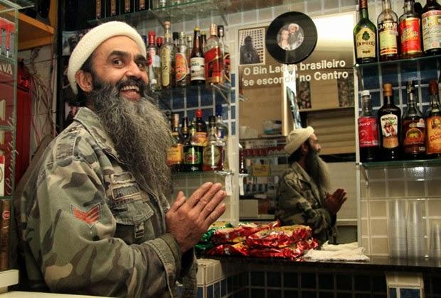 Brazilian Osama Bin Laden São Paulo