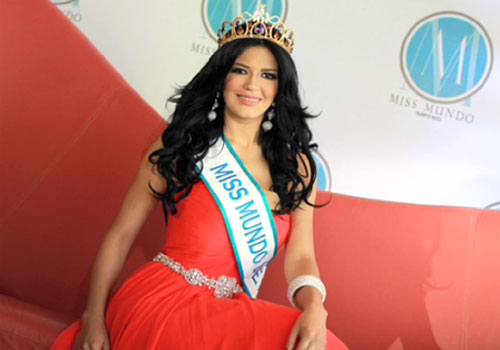 Chaparro Janelee Columbus,Miss World Puerto Rico 2012,Janelee Marie Chaparro Colon