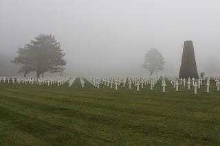 American Cemetery, Omaha Beach, France