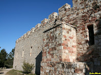 Façana de ponent de Santa Maria del Puig de la Creu. Autor: Carlos Albacete