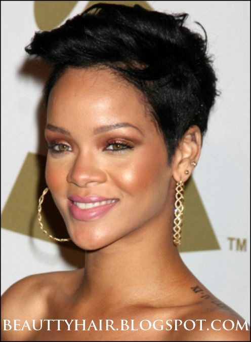 short cut hairstyles for black women 2013