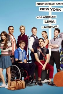 Promotional poster for Glee