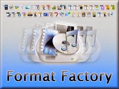 Download Format Factory 3.6.0.0 Multilanguage Portable
