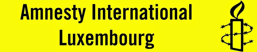 Le blog d'Amnesty Luxembourg