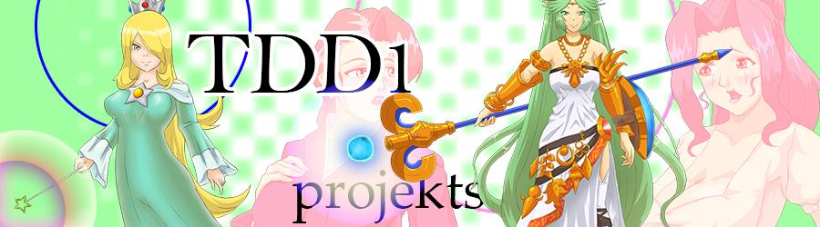 TDD1-Projekts