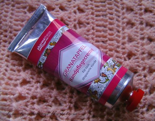 Recenzja: Kosmetyki Granatapfel