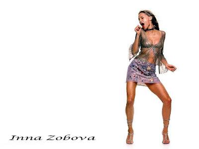 Russian Actress Inna Zobova Wallpaper
