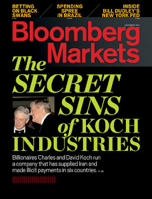 Bloomberg Markets Investigation November 2011
