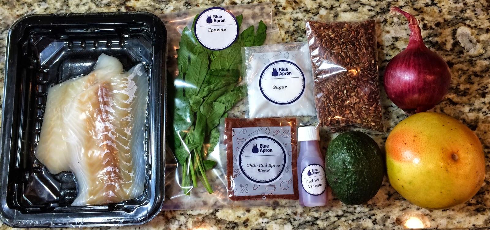 Blue apron lentil spice blend - Blue Skies For Me Please Blue Apron Subscription Box Review Part 16 17 18 And Giveaway