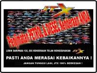 JTX1000 Penjagaan & Penjimatan Hanya RM170 Sahaja