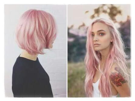segredos-cabelo rosa- como conseguir cabelo rosa