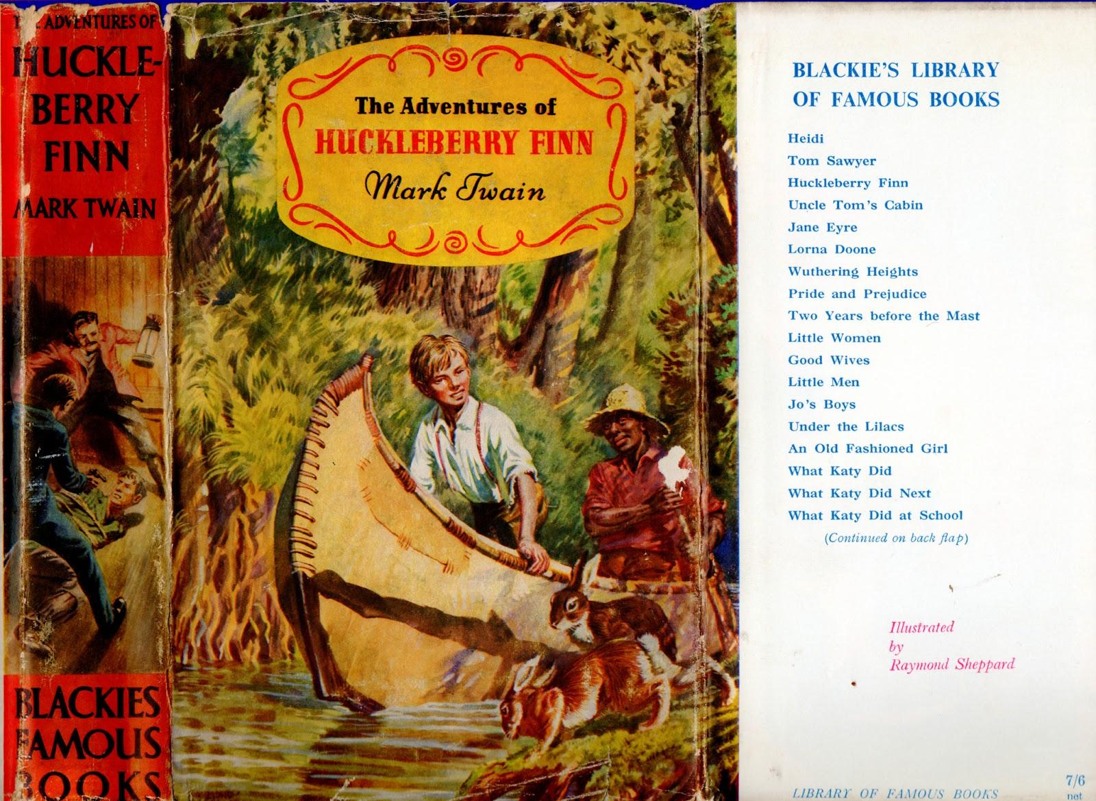 mark twains major theme in the adventures of huckleberry finn