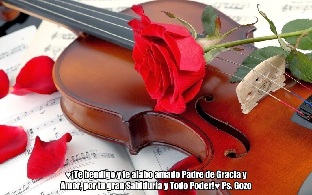 "♥ ¡ TE ALABO PADRE AMADO,TODAS TUS OBRAS SON AMOR ! "" ♥"