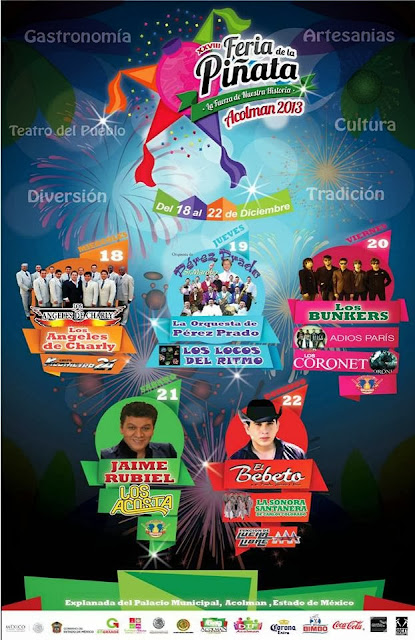 Feria de la Piñata 2013