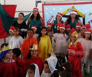 Escola Rufina Maria da Conceição realiza encerramento do ano letivo com apresentações Culturais