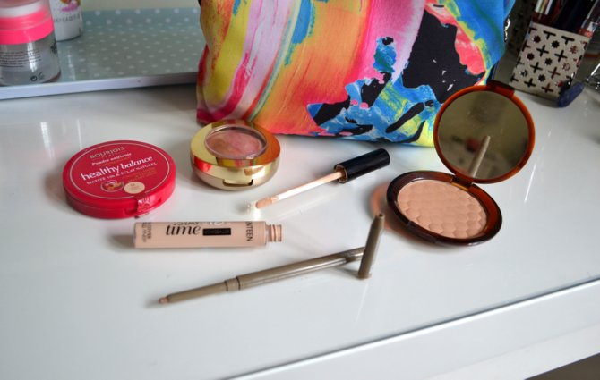 5 Everyday Makeup Staples