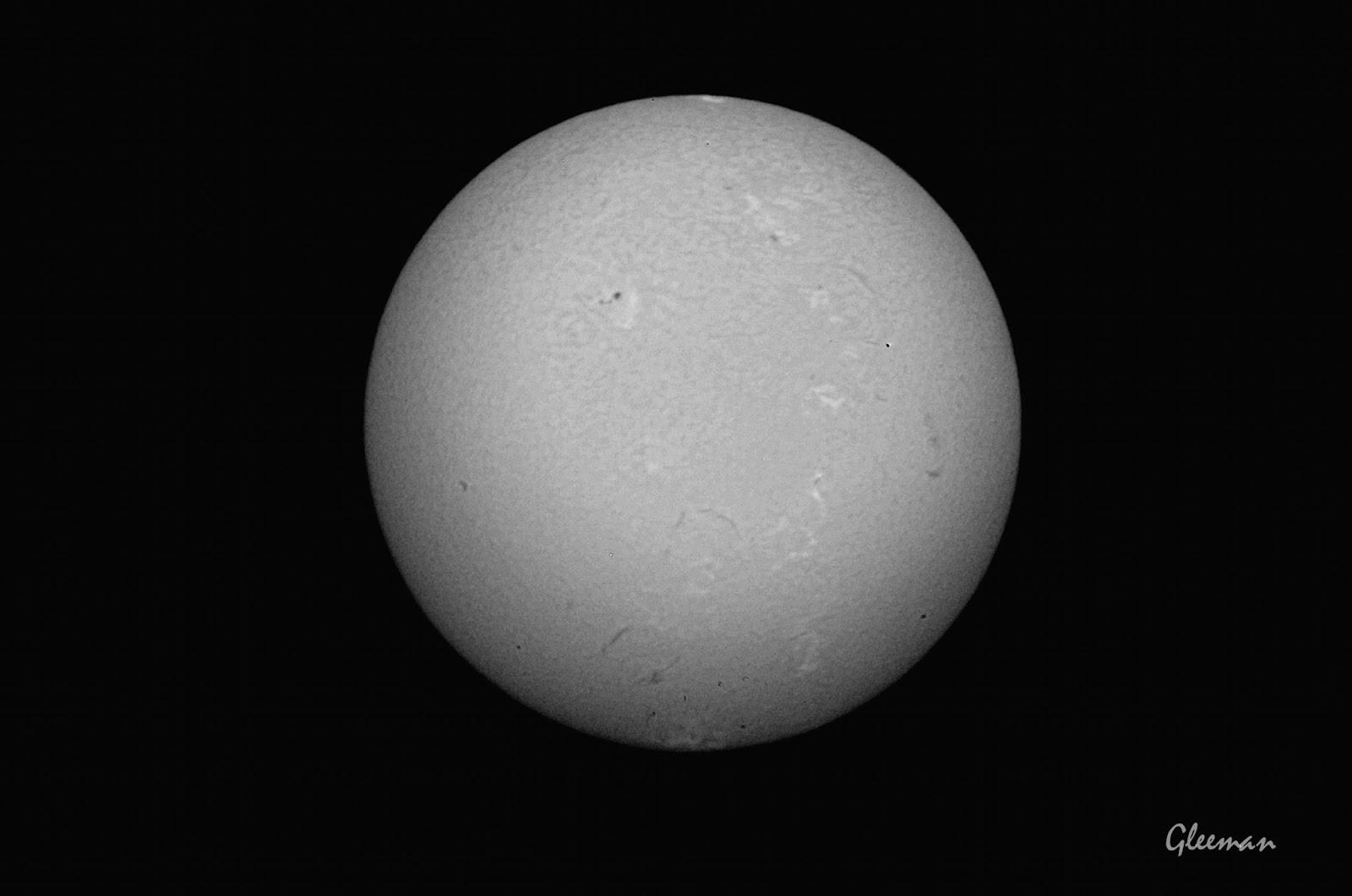 太陽 H-Alpha 擴大攝影