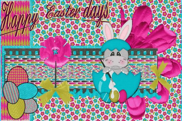 March 2016 - Happy Easter days