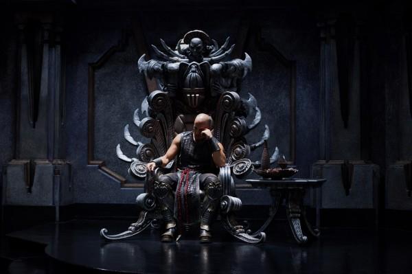 Riddick, con Vin Diesel