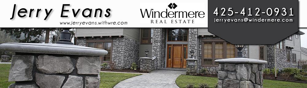 Jerry Evans; Windermere Real Estate CIR