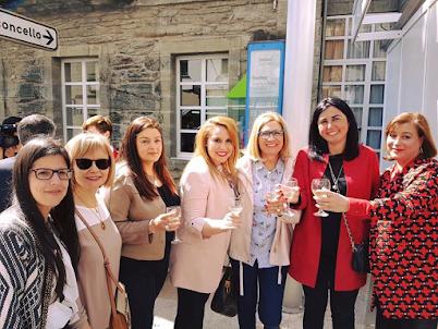 O PP de Lugo disfrutOU da Feira do Viño de Quiroga