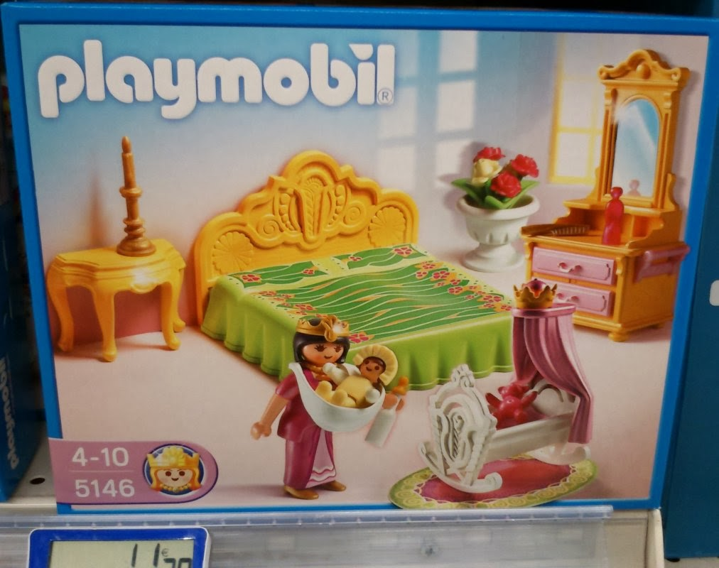 Chambre princesse playmobil for Playmobil chambre princesse
