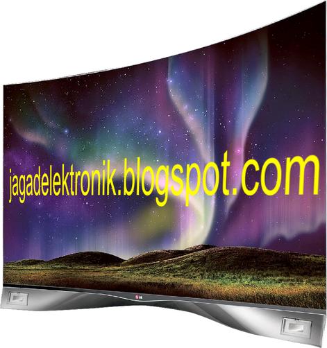 Harga dan Spesifikasi Lengkap LG Curve OLED TV EA9800