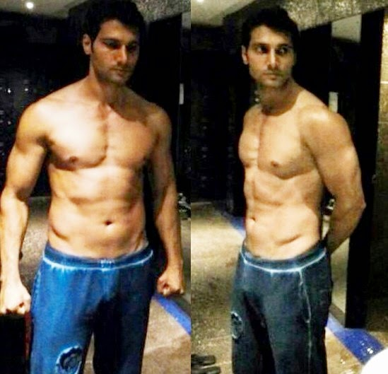 aham sharma body sexy