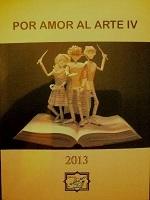 """Antología Internacional """"Por Amor al Arte IV"""""""