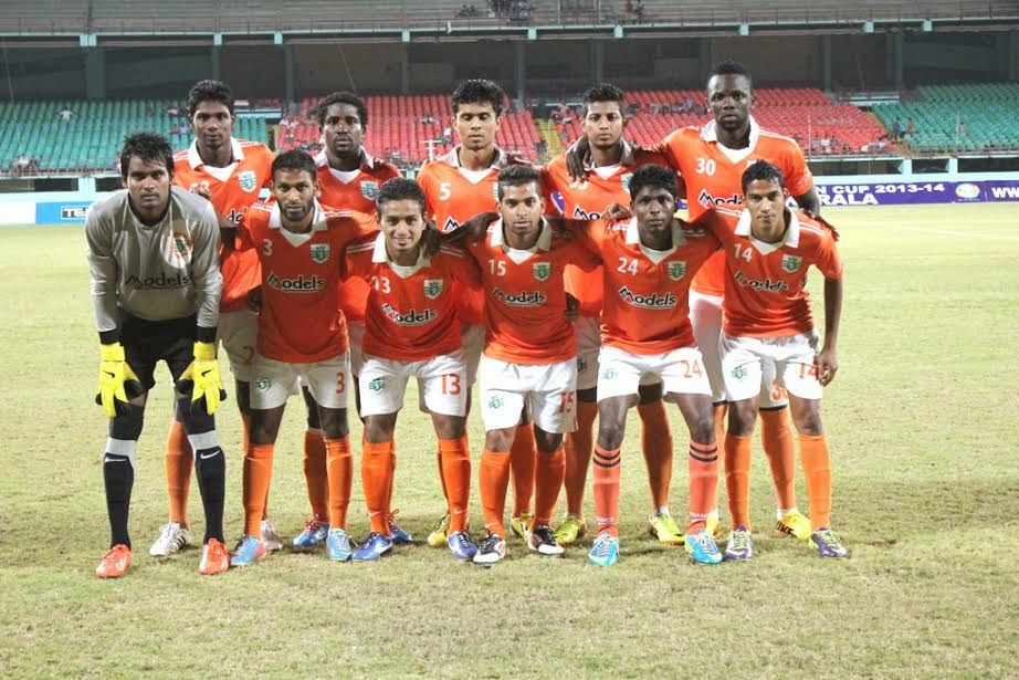SC Goa win against Dempo SC