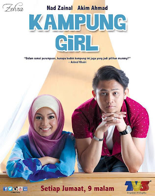DOWNLOAD DRAMA KAMPUNG GIRL TV3