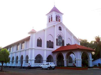 Shanthi Nilaya Cathedral Balmatta