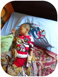 Di Rawat di Rumah Sakit Ibu dan Anak Mutiara Hati Pagaden, Subang