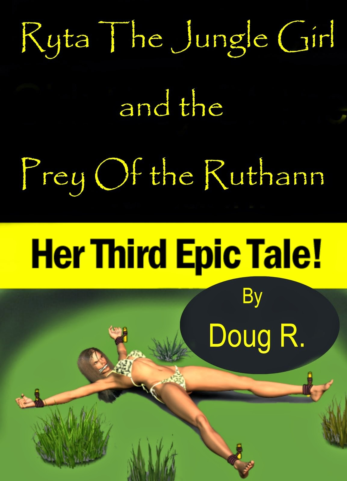 Ryta the Jungle Girl: Prey of the Ruthann