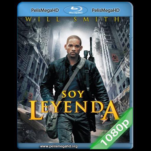 SOY LEYENDA (2007) FULL 1080P HD MKV ESPAÑOL LATINO