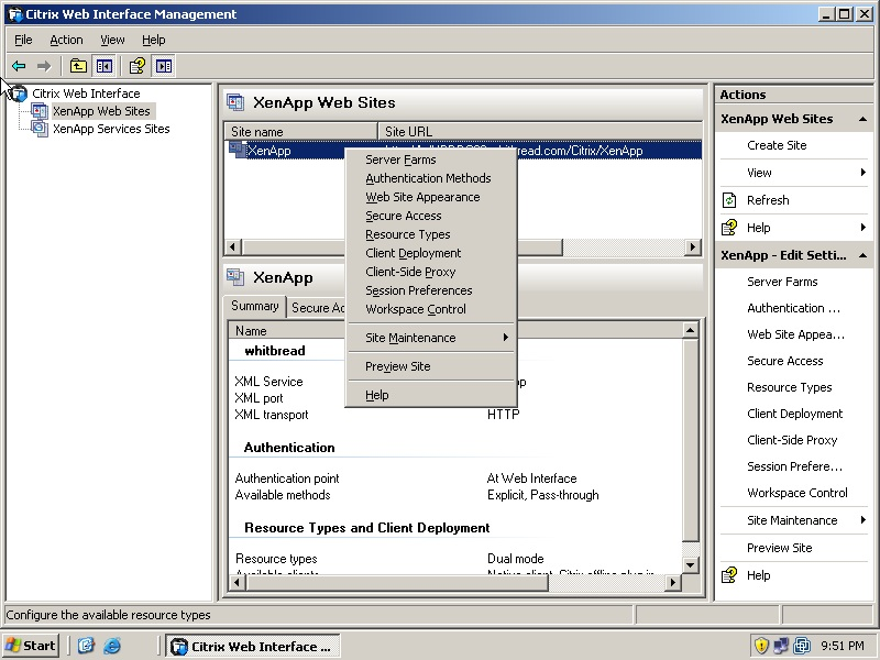 2 from xenapp advance configuration goto policies hdx plug and play client resources drives mapping enable