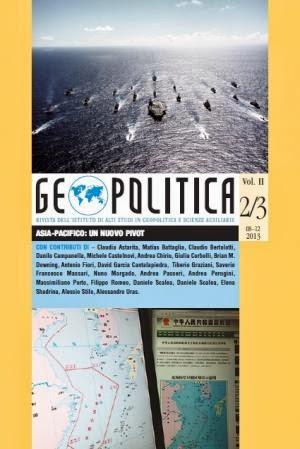"""Rivista  """"Geopolitica"""""""