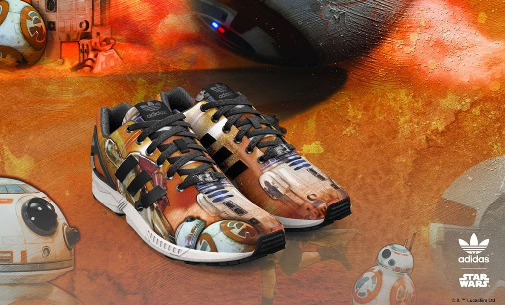 Design Your Own Star Wars Episode 7 Force Awakens x adidas Shoes (Images) eda3d7b75
