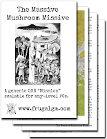 FGM029 The Massive Mushroom Missive