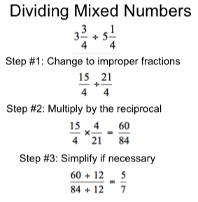 Dividing Mixed Fractions Pictures to Pin on Pinterest - PinsDaddy
