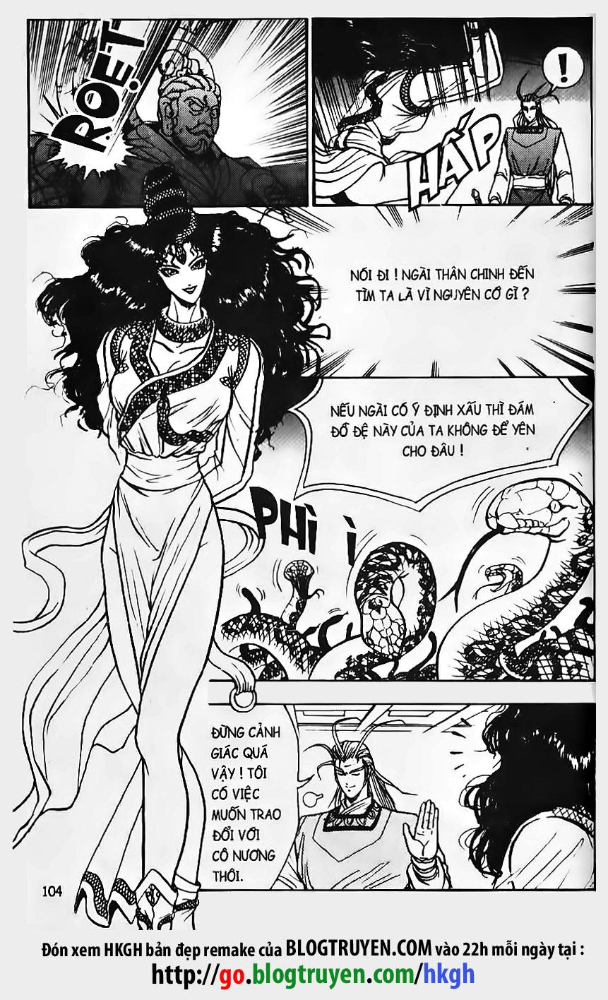 Hiệp Khách Giang Hồ chap 11 page 18 - IZTruyenTranh.com