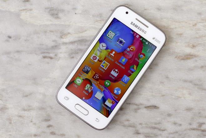 Harga Spesifikasi Samsung Galaxy V, Android Kitkat 1 Jutaan