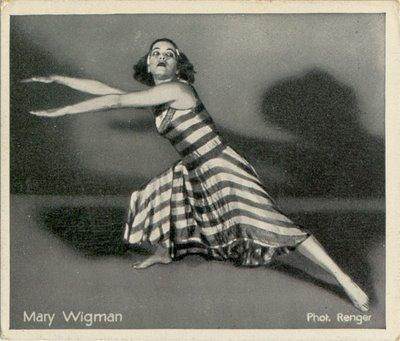 Mary Wigman Influences Mary Wigman