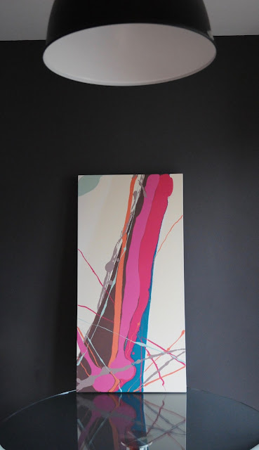 Trudie Moore Abstract Paintings Abstract Untitled 1