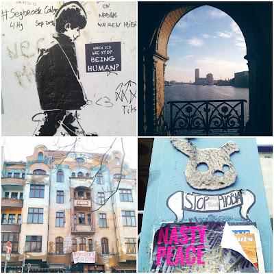 street art, Berlin, Kreuzberg